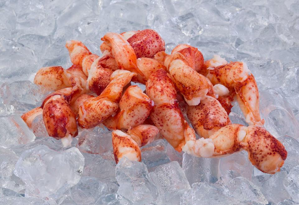 龙虾关节肉