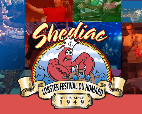 Shediac Lobster Festival – Proud Partner